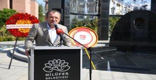 Nilüfer'de Zafer Bayramı gururla kutlandı