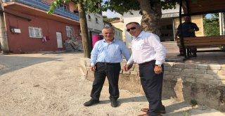 Yunusemre ve Şehzadeler'e Muhtarlıklar Dairesi Ziyareti