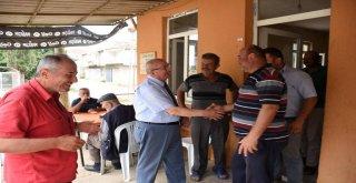 Başkan Albayrak Süleymanpaşa İlçesinde Vatandaşlarla Bir Araya Geldi