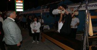 Başkan Çelik Spor Festivali'nde