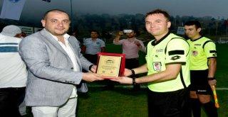 Kızıldağ'da Futbol Şöleni
