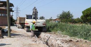Yeniköy'ün Kanalizasyon Hattında Sona Yaklaşıldı