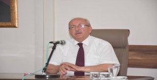 Büyükşehir Belediyesinin Yatırımları Değerlendirildi