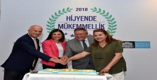 Beşiktaş'ın 'Hijyende Mükemmel'i Seçildi!