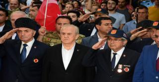 19 Mayıs Ruhu Beşiktaş'ta!