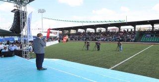 Yaz Spor Okulları'nın Kapanışı Renkli Görüntülere Sahne Oldu