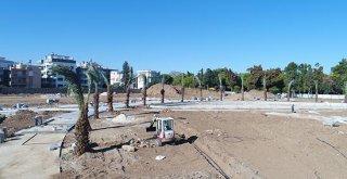 Türkiye'nin ilk Millet Bahçesi şekilleniyor