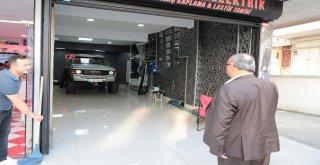 Başkan Hasan Can ve AK Parti Ümraniye İlçe Başkanı Av. Mahmut Eminmollaoğlu AK Parti Çakmak Mahalle Başkanı Mustafa Kütük'e Taziye Ziyaretinde Bulundu