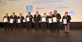 Beşiktaş Belediyesi'ne 4 Yıldız!