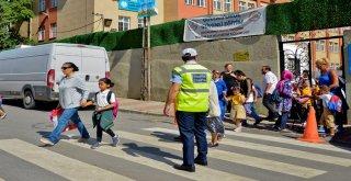 Zabıta ile okullar daha güvenli