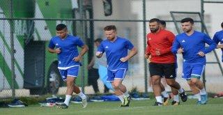 Manisa Büyükşehir Belediyespor'un Hazırlık Maçları Serisi Başlıyor