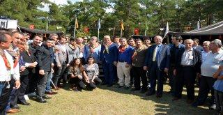 Orhaneli'de birlik ve beraberlik mesajı verildi