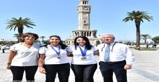 Onlar İzmir'in gururu