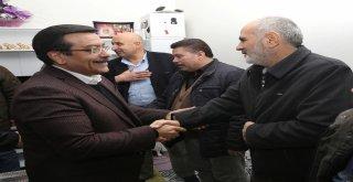 Başkan Atilla'dan Bağlar İlçesine ziyaret