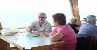 Emekliler Mavi Yolculuğa Çıktı