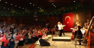 BÜYÜKŞEHİR'NDEN KURTULUŞ GÜNÜ ÖZEL SENFONİ KONSERİ