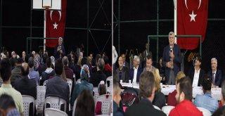 Başkan Karaosmanoğlu, ''Önce Millet Önce Memleket''