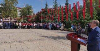 Atatürk'ün Trabzon'a ilk gelişinin 94'üncü yıldönümü kutlandı
