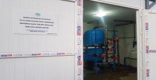 MASKİ'den 5 Mahalleye İçme Suyu Arıtma Tesisi