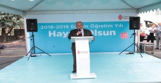 Ümraniye'de 2018-2019 Eğitim Öğretim Yılı İlk Ders Zili Çaldı!