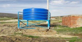 Yenilenen Eski İçme Suyu Deposu Tesis Haline Geldi