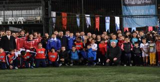 Beşiktaş Belediyesi'nden Amatör Spor Kulüplerine Destek…