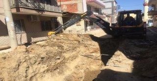 Yiğitler Mahallesi'nin Kanalizasyon İhtiyacı Giderildi