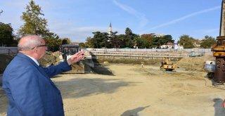 Başkan Albayrak Süleymanpaşa'daki Yatırımları İnceledi