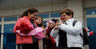 Polonya'dan Kayseri'ye Kayak için  Charter seferleri başladı.