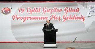 Arnavutköy'de Gaziler Günü Kutlandı