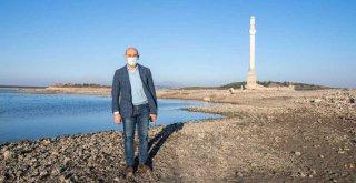 Başkan Tunç Soyer : 'Susuzluk tehdidi kapımızda'