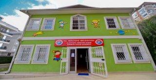 Maltepe Belediyesi 8. kreşini hizmete açıyor