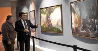 Yargıtay Başkanı Cirit Fetih Müzesi'ni Ziyaret Etti