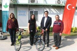 Osmangazi'den Sağlıklı Yaşama Teşvik