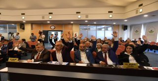 Osmangazi'de Yeni Dönemin İlk Meclisi Toplandı