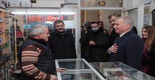 Çivril, Başkan Osman Zolan'ı bağrına bastı