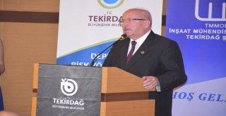 Marmara'da Deprem Çalışmaları ve Depreme Dirençli Yapılar Paneli Yapıldı