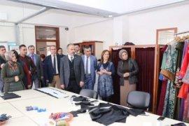 Bursa'nın el emeği geleceğe taşınıyor