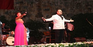 Büyükşehir'den Alanya'da muhteşem konser