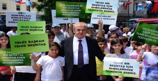 Dünya Çevre Günü Beşiktaş'ta Kutlandı!