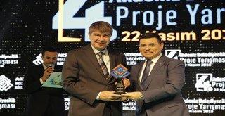 Antalya Büyükşehir Belediyesi'ne ödül