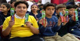 Çocuklar Ağız ve Diş Sağlığını Büyükşehir İle Öğrendi