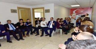Büyükşehir Belediyesi Çalışanlarının Duaları Amir Sarı İçin