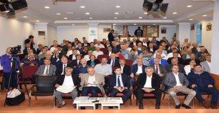 Saray'daki Yatırımlarla İlgili Bilgilendirme Toplantısı Düzenledi