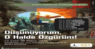 İzmir'de felsefe konuşulacak