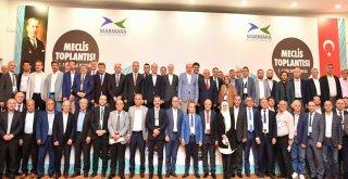 Balıkesir'de Marmara Belediyeler Birliği   Meclis Toplantısı  gerçekleşti.