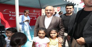 Ümraniye Belediyesi Yaz Yüzme Havuzları Kapanış Programı Gerçekleşti