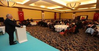 Başkan Osman Zolan, Denizli basını ile buluştu