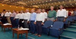 Başkan Kocamaz'dan Mersin İdman Yurdu İddialarına Cevap