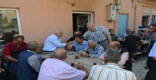 Belediye Başkanımız İrfan Tatlıoğlu, her zaman olduğu gibi mahalle ziyaretlerini sürdürmeye devam ediyor.